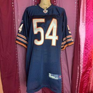 Chicago Bears Jersey Urlacher Size 50